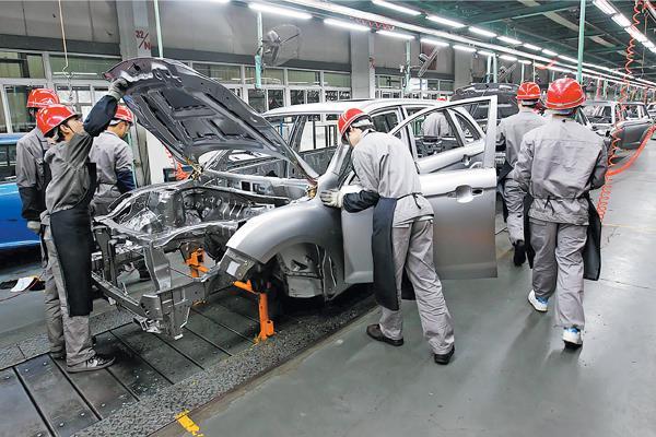 شركت خودروسازي در چين